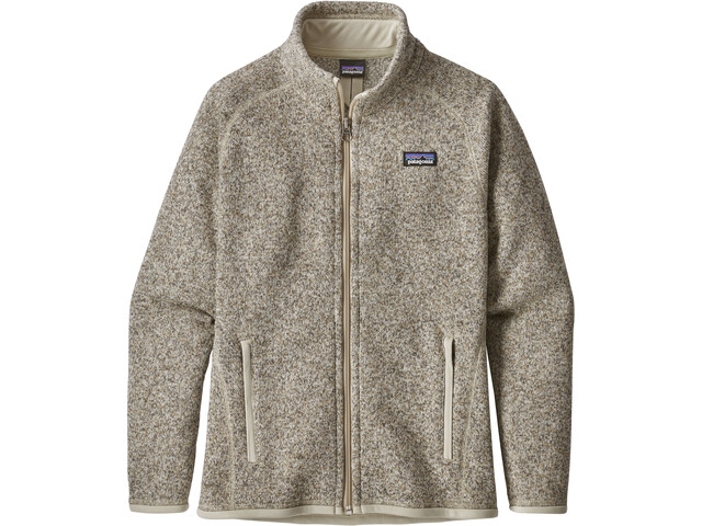 Patagonia Girls Better Sweater Jacket Pelican